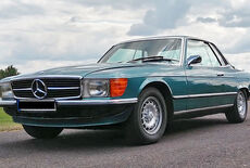 Mercedes-Benz 450 SLC Coupe V8 R 107 Oldtimer