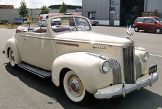 Packard 110 One-Ten Convertible Special Oldtimer