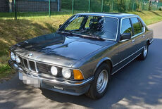 BMW E23 735 iA Highline Oldtimer