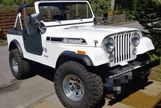 Jeep CJ-7 V8 Oldtimer