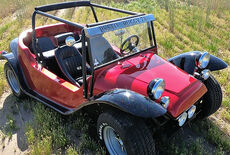 VW Pesto Buggy Oldtimer