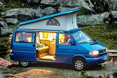 VW T4 California Beach Oldtimer