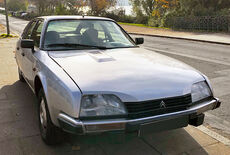 Citroen CX 25 TRD Turbo Oldtimer
