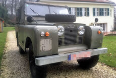 Land Rover Series II A Oldtimer