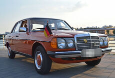 Mercedes-Benz W123 Automatic Oldtimer