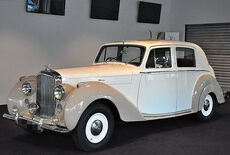 Bentley MK VI Sports Saloon Oldtimer