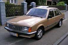 Opel Senator A1