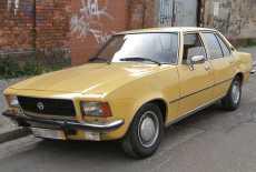 Opel Rekord D-L Millionär