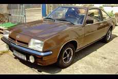 Opel Manta B 2.0 E Berlinetta