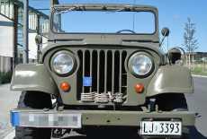 Jeep CJ 5 M38A1