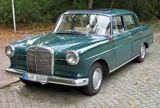 Mercedes-Benz W110 (Heckflosse)