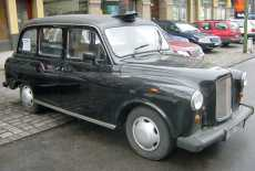 LTI London Taxi Fairway