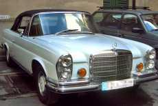 Mercedes-Benz 280 SE Cabrio