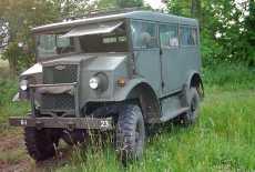 Chevrolet C 8A 3/4t Funkwagen