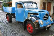 Robur Garant 30K Pritsche Pickup