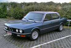 BMW 525 eta (E28)