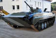 Schützenpanzer BMP-1 SPZ