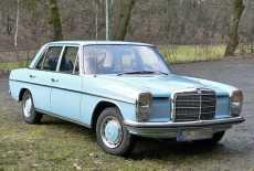 Mercedes-Benz Strich 8