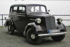 Opel 1397 1.3 Liter, 4 Türen