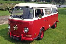 VW T2a Westfalia Bus