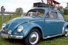 VW Käfer 1200 Faltdach