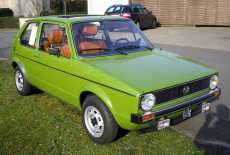VW Golf 1 GLS