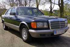Mercedes-Benz 500 SE - W 126