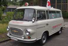 Barkas B 1000 KK