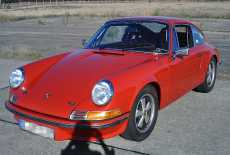 Porsche 911 E