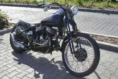 Harley Davidson WL 750