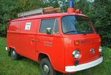 VW T2 Feuerwehr