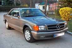 Mercedes-Benz 420 SEC