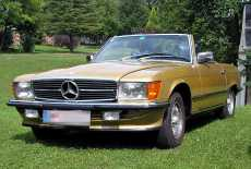 Mercedes-Benz 280 SL (R107)