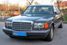 Mercedes-Benz 350 SDL (W126)
