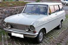 Opel Kadett A Caravan 1000