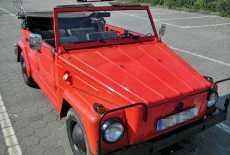 VW 181 (Kübelwagen)