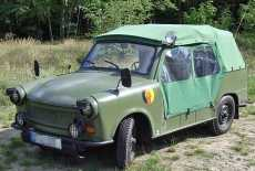 Trabant P 601 A Kübel