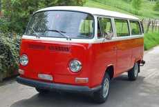 VW T2 Bus ab