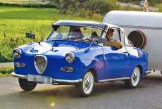 Glas Goggomobil TS 300 Coupe