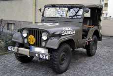 Kaiser Jeep M38A1 US