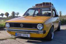 VW Golf 1 (Typ 17)