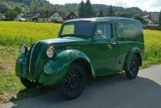 Morris 5 CWT Van