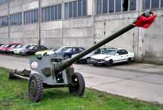 PAK Panzerabwehrkanone D-44