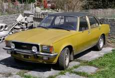 Opel Commodore GS-E