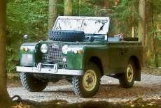 Land Rover 88 Series IIa