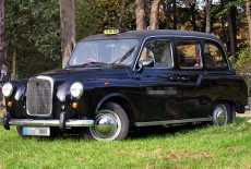 LTI London Taxi Fairway