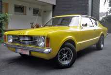 Ford Taunus XL Coupe
