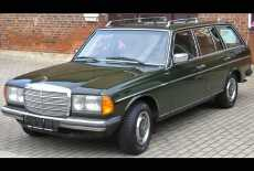 Mercedes-Benz 230 TE (W123)