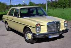 Mercedes-Benz 280 Strich 8