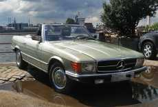 Mercedes-Benz SL R107